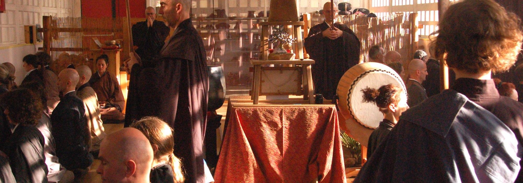 Quoi de neuf au temple zen du Caroux ?  : Actualités du temple zen Yujo Nyusanji