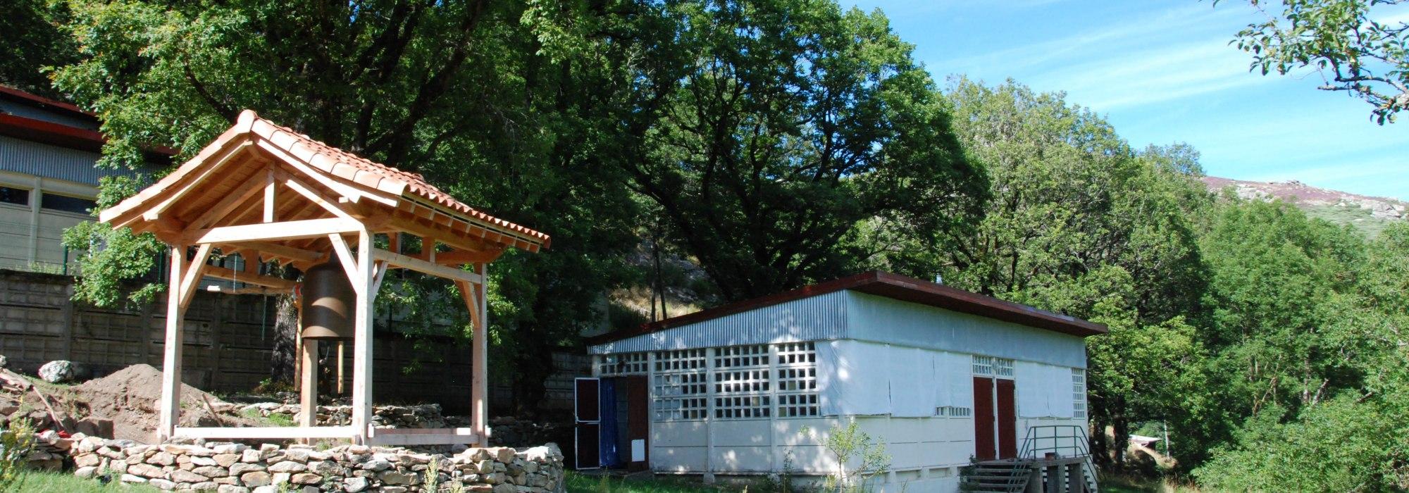 Pratique quotidienne de zazen au temple zen du Caroux : Pratique quotidienne ouverte à tous